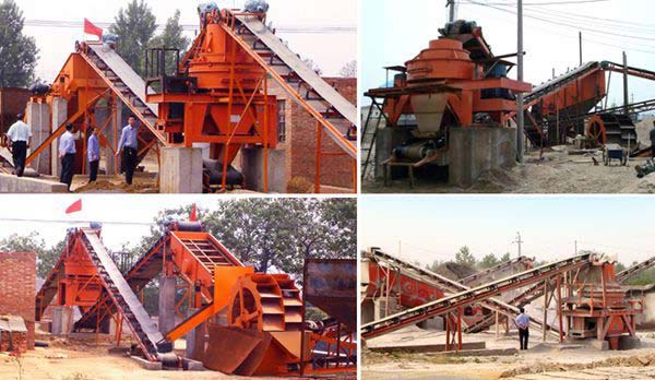 quarry machine