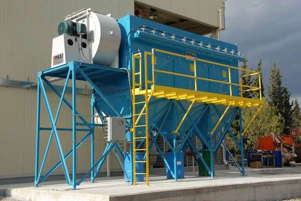 Dust Collector China Hongxing Machinery