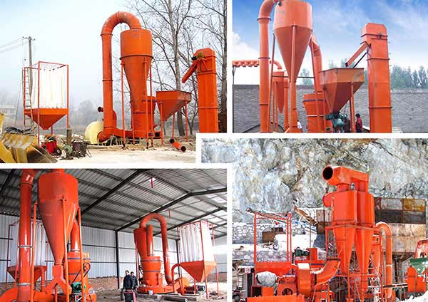 HGM series superfine grinding mill