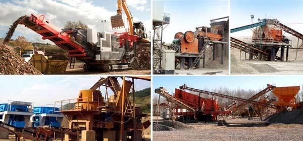 Quarry Machine China Hongxing Machinery