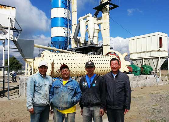 Beneficiation Production Line