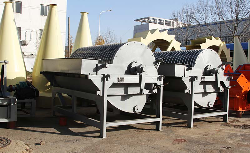 HXJQ produces different types of magnetic separators
