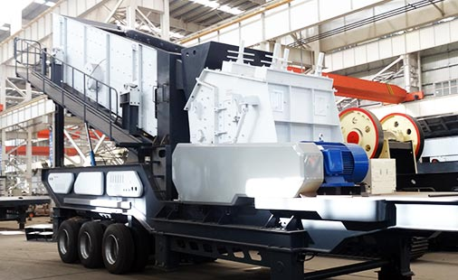 Mobile Crushing Screening Plant