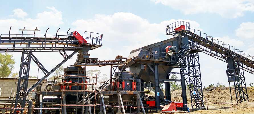 Copper Ore Crushing Project In Kenya