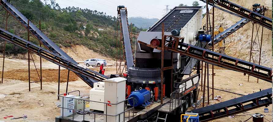 Mobile Crushing Plant In Russia