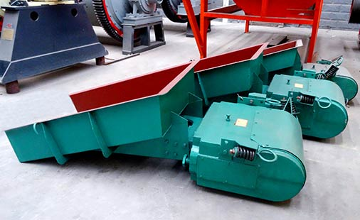 Electric-magnetic Vibrating Feeder