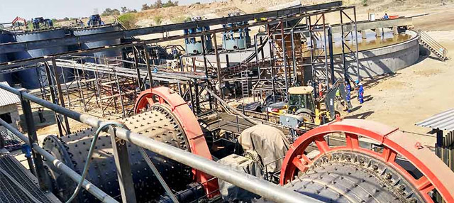 Gold Ore Processing Plant In Zimbabwe