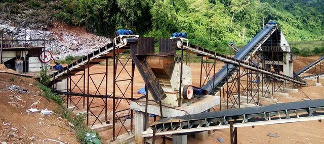 70-180t/h Rock Crushing Plant In Uganda