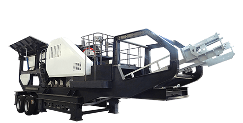 Wheeled mobile Jaw Crusher Station
